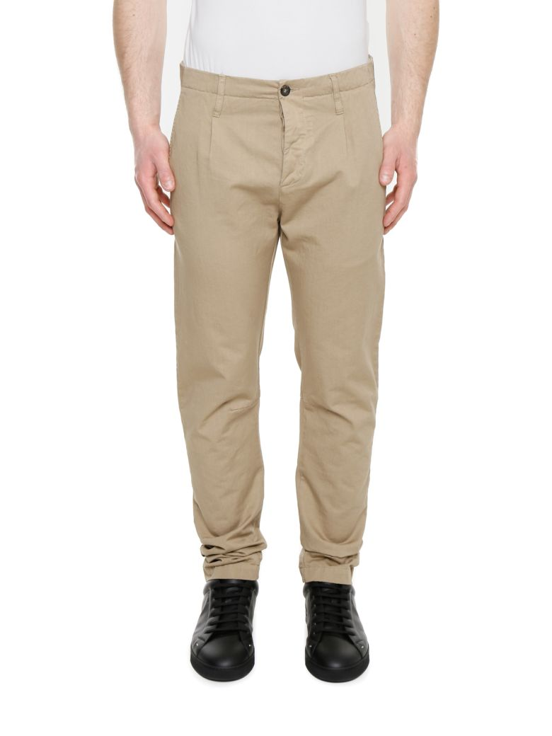 NOVEMB3R Fisher Trousers in Sand