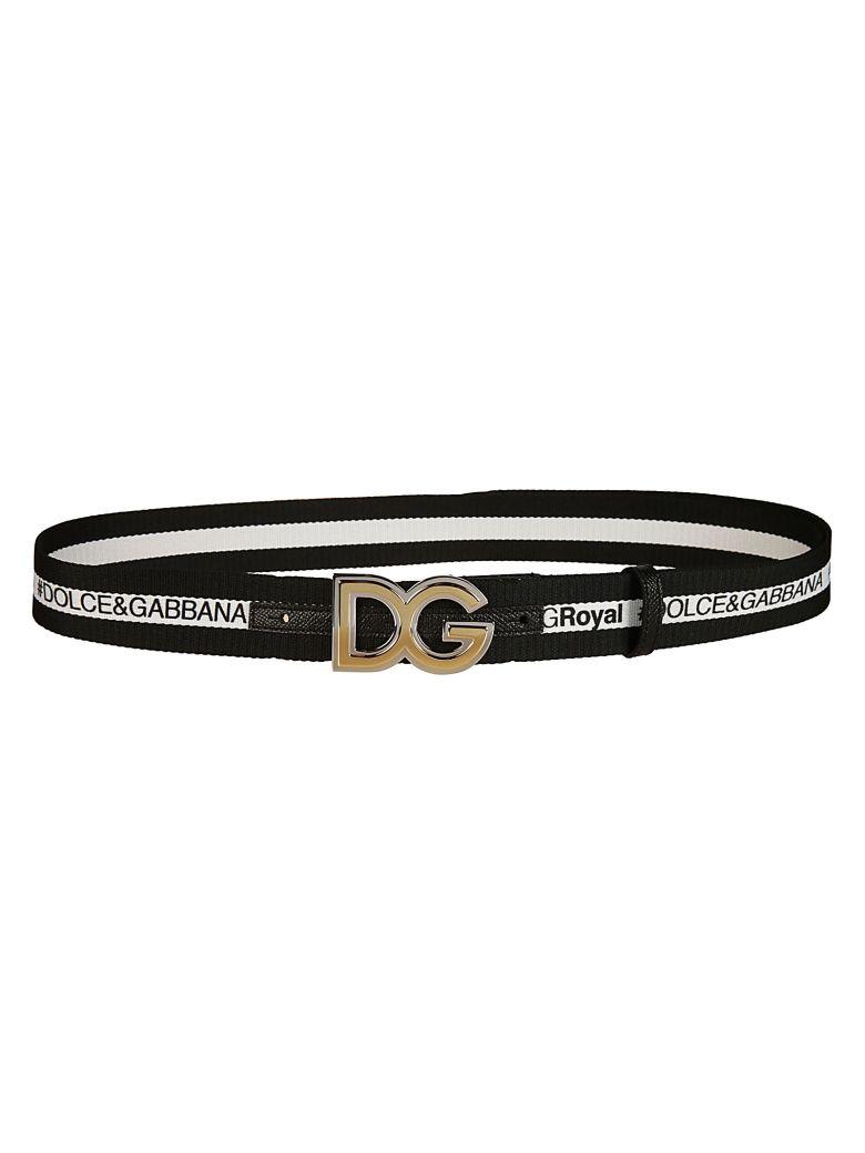Dolce & Gabbana Belts LOGO BAND BELT