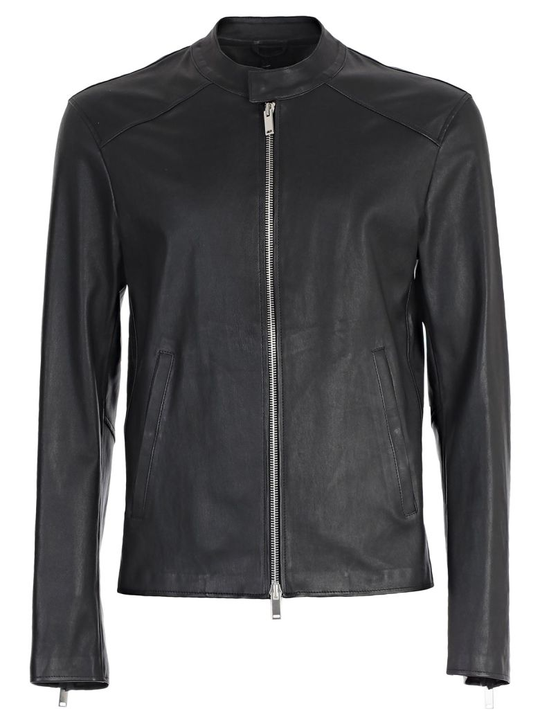 1972 LEATHER JACKET
