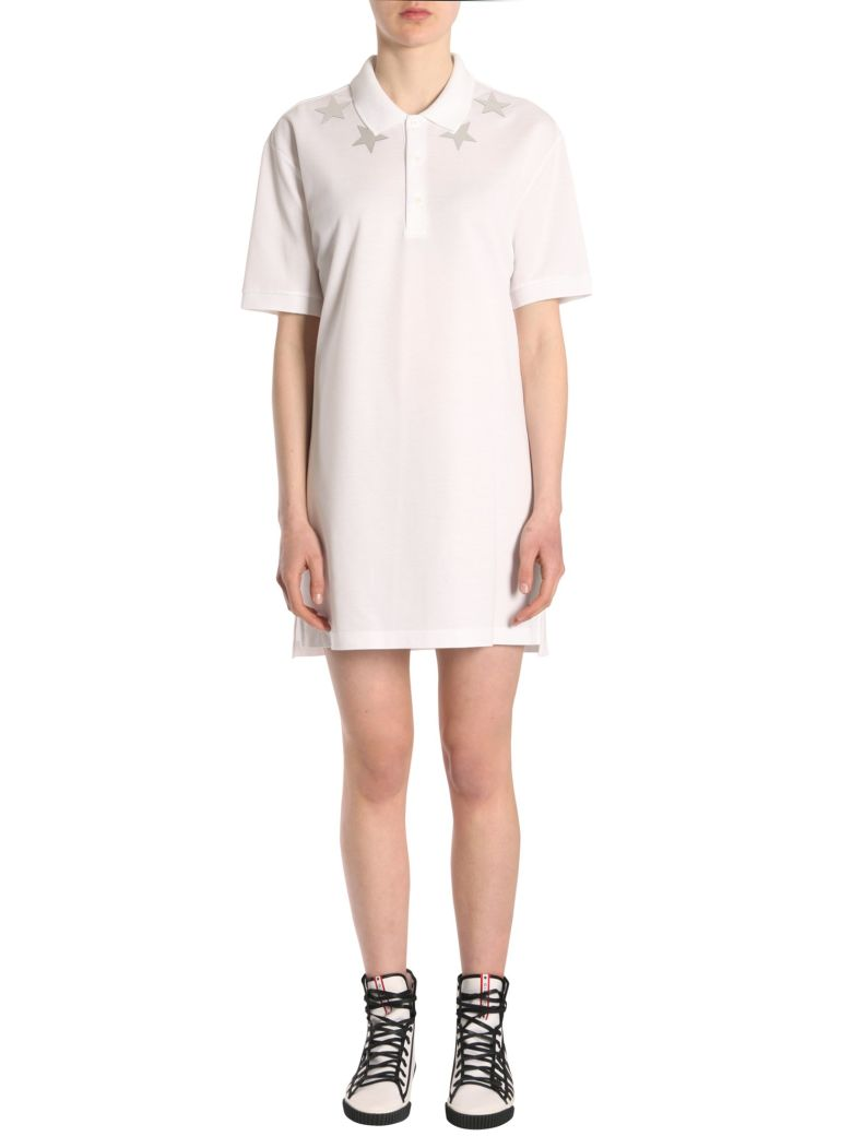 Givenchy  COTTON PIQUÉ POLO DRESS