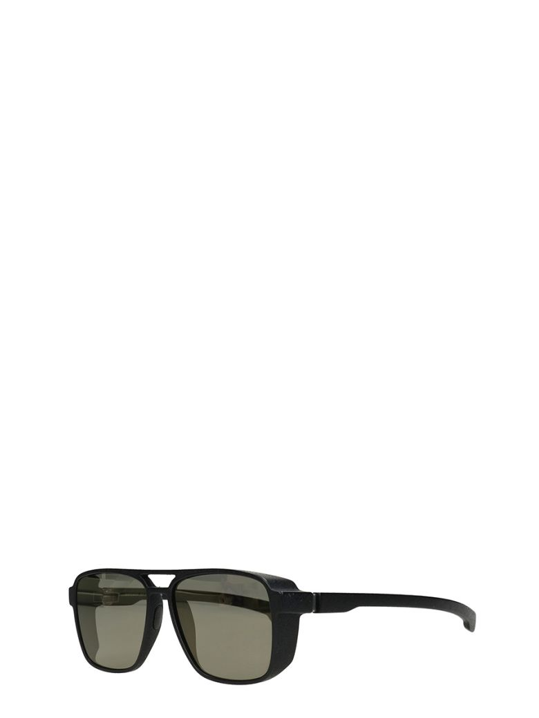 924650ad88 Shop Mykita Kappa-Md8 Black Nylon Sunglasses
