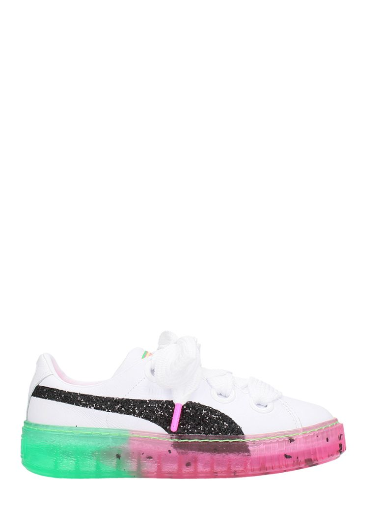 PLATFORM CANDY SNEAKERS