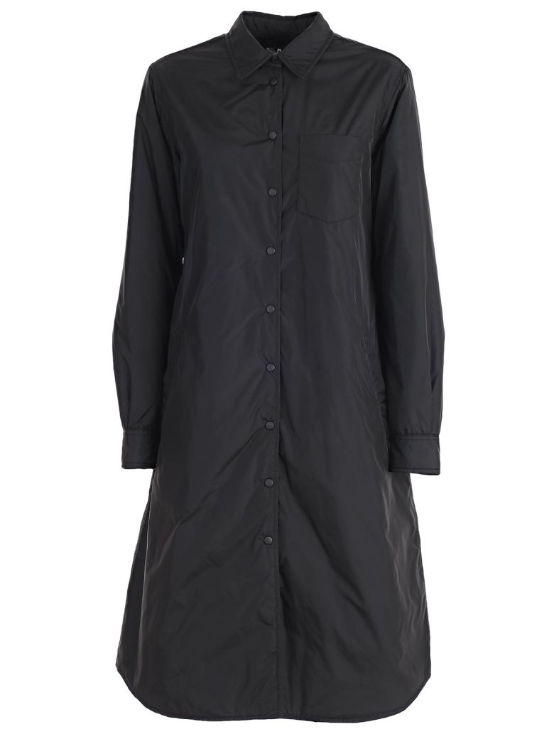 SNAP BUTTON OVERCOAT