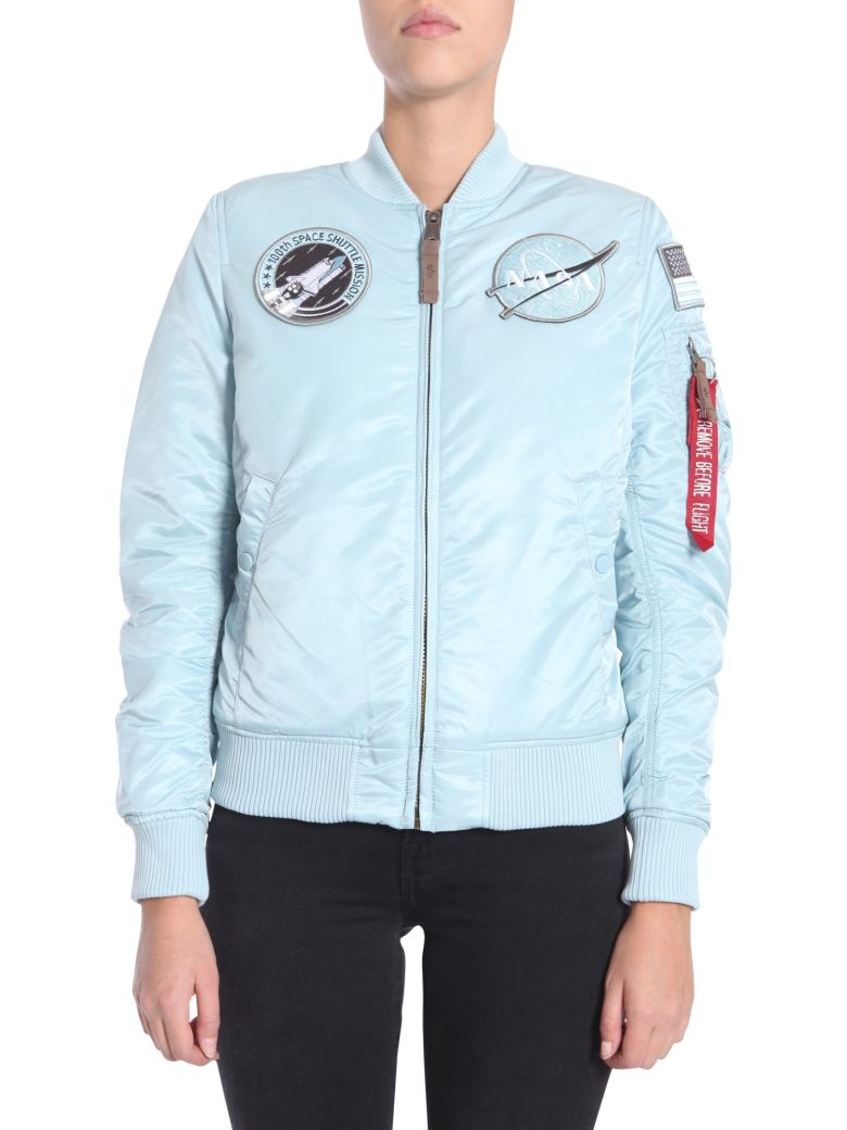 """NASA"" BOMBER JACKET"
