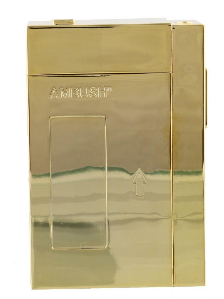AMBUSH CASSETTE PLAYER CIGARETTES CASE