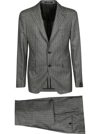 Tagliatore 0205 Striped Suit