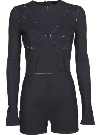 Maison Margiela Fitted Playsuit