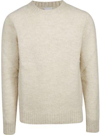 Aspesi Round Neck Knitted Sweater