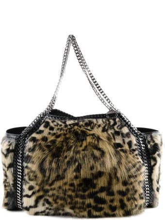 Stella McCartney Small Leopard Holdall