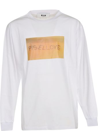 MSGM Pisellove Long-sleeve T-shirt