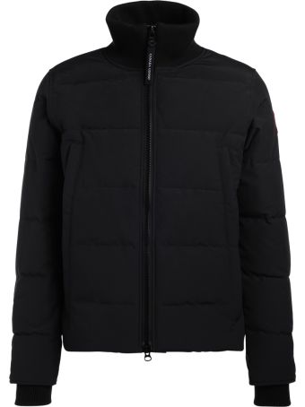 Canada Goose Woolford Blue Jacket