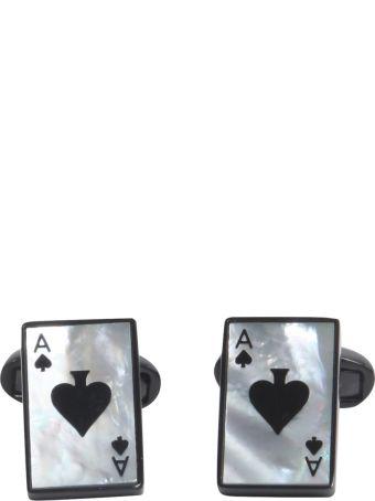 Paul Smith Card Cufflinks