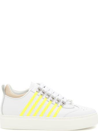 Calfskin Sneakers