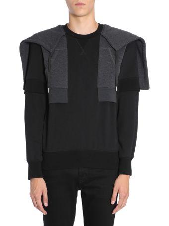 Alexander McQueen Hooded Sweatshirt