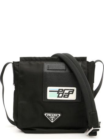 Prada Small Messenger Bag