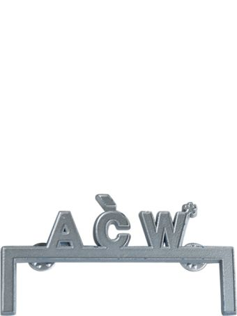 A-COLD-WALL Acw Silver Pin