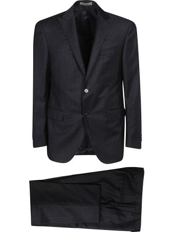 Corneliani Single Breasted Suit