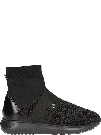 Hogan Ankle Sock Sneakers
