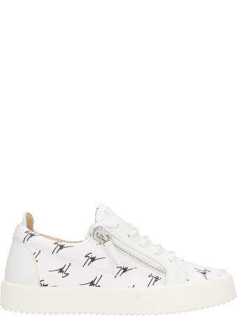 Giuseppe Zanotti Signature Low Sneakers