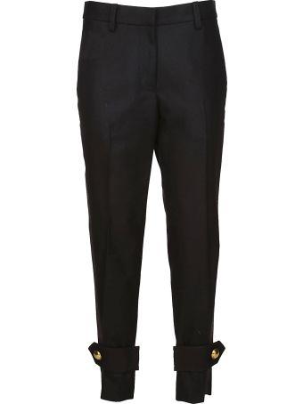 Sacai High Waist Trousers