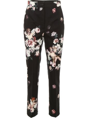 Angels Print Trousers