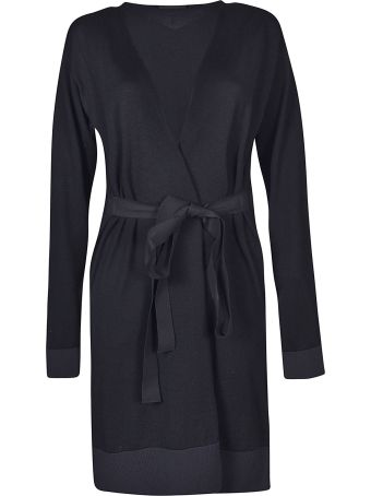 MM6 Maison Margiela Knitted Wrapped Dress