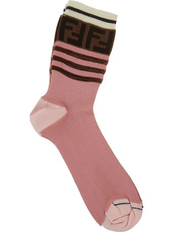 Fendi Forever Socks