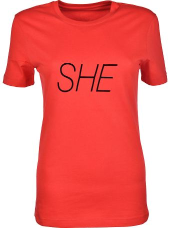 Paco Rabanne She Print T-shirt