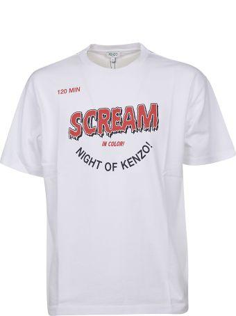 Kenzo Scream T-shirt