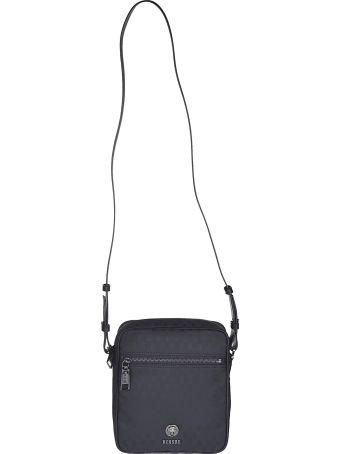 Versus Versace Logo Shoulder Bag