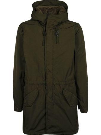 Aspesi Zipped-up Jacket