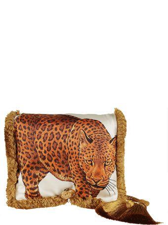 Versace Pillow Talk Leopard Shoulder Bag