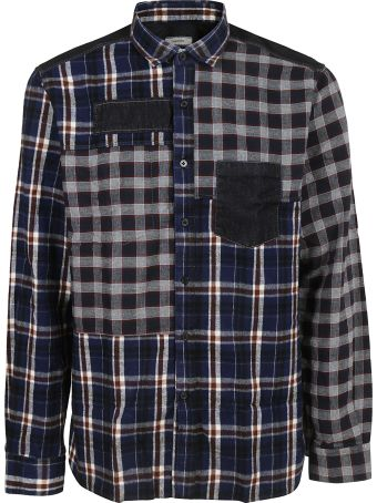 Lanvin Check Shirt