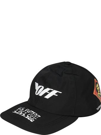 Off-White Wing Print Cap