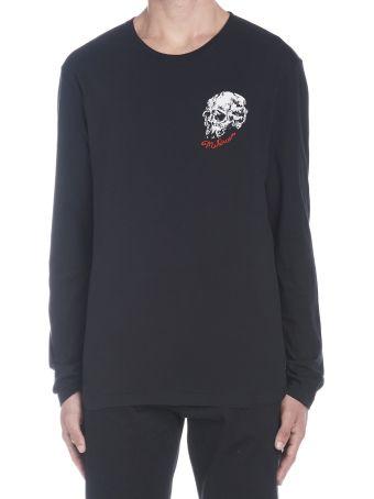 Alexander McQueen 'garden Skull' T-shirt