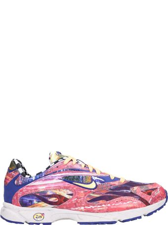 Nike Streak Spectrum Orange And Multicolor Sneakers