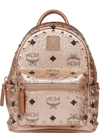 MCM Stark Studs Xmini Backpack