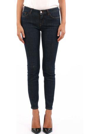 Dolce & Gabbana Blue Pretty Skinny Jeans
