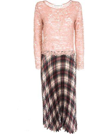 Shirt a Porter Laced Dress