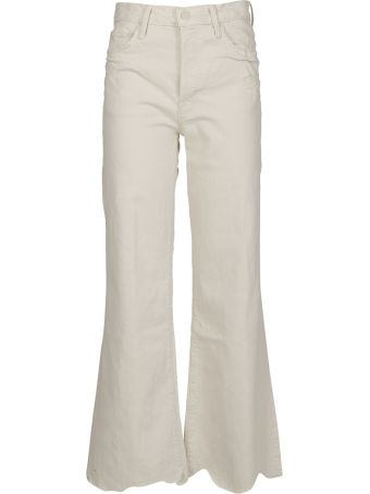 Mother High Waist Flared Jeans