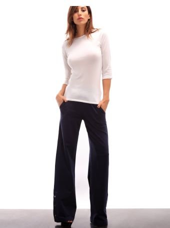 Altalana Cotton Pant 05-light Grey
