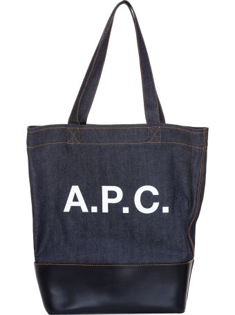 A.P.C. Axel Shopping Bag