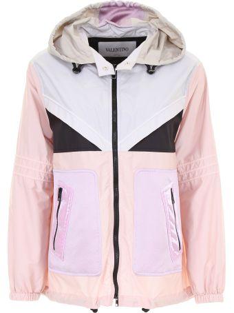 Techno Poplin Jacket