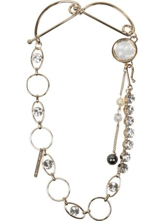 Dries Van Noten Gold-toned Necklace