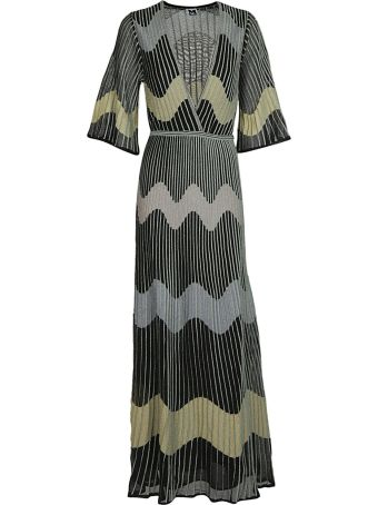 Missoni Embroidered Long Dress