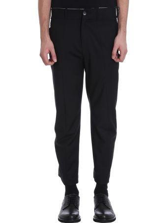 Damir Doma Black Cotton Pants