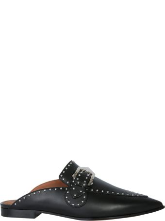 Givenchy Studded Leather Loafers
