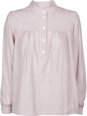 A.P.C. Striped Blouse