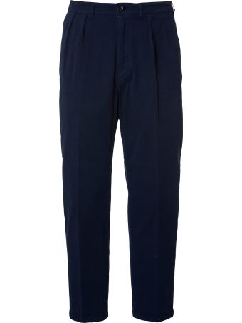 Department 5 Chino Pants In Blue