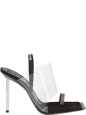 Alexander Wang Embellished Sandals